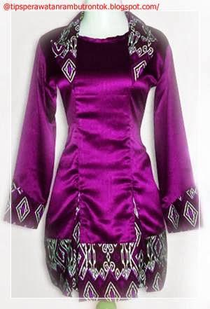 Baju Batik Wanita Batik Wanita Atasan Model Batik Wanita Batik Black