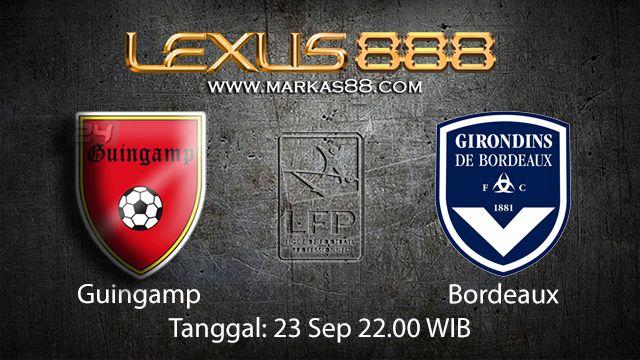 Prediksi Bola Jitu Guingamp vs Bordeaux 23 September 2018 ( French Ligue 1 )