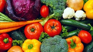 Vitaminas dos legumes do Sacolão Butantã
