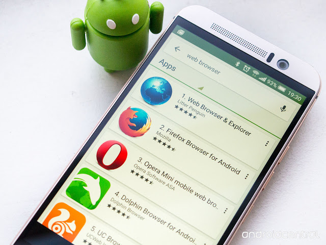 Best Android  Browser App