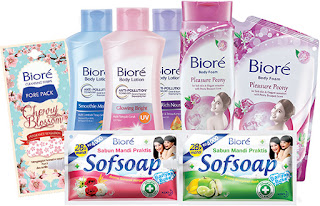 Sabun Biore All Varian