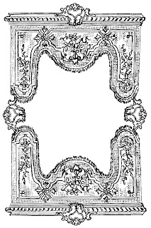 frame border image decorative digital clip art artwork drawing
