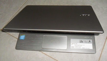 Acer Aspire V5-132 silver