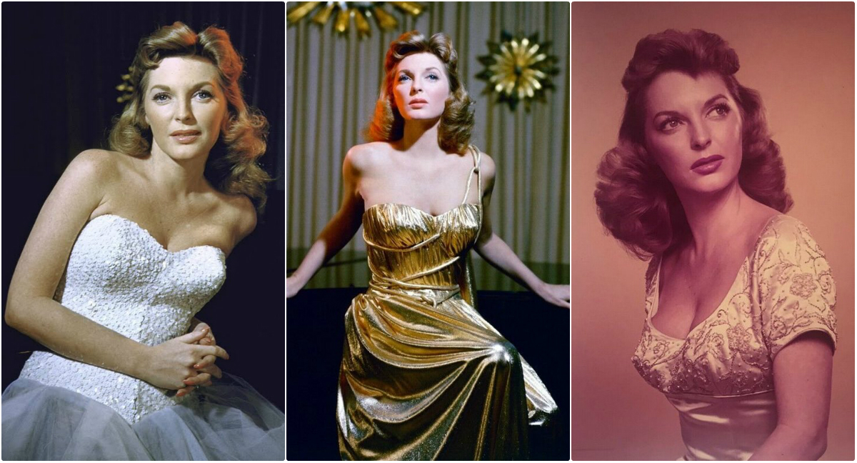 50 Gorgeous Photos of Julie London in the 1940s and '50s