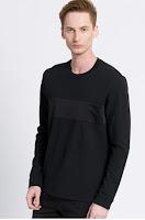 Levi's - Bluza cu decolteu rotund • Levi's