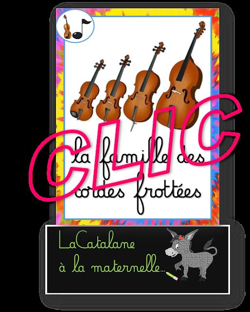 Les instruments à cordes frottées (LaCatalane)