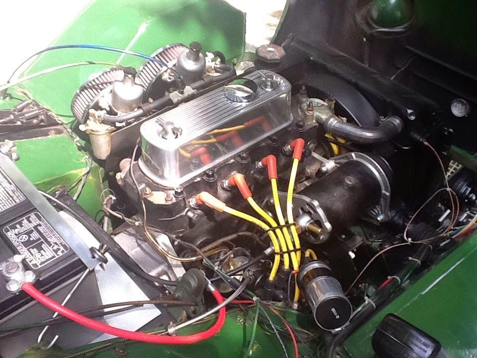 Daily Turismo: 15k: Bug Eyed Racer: 1959 Austin-Healey Sprite