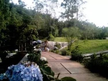 Kebun Raya Mini a la Bumiaji Kota Batu
