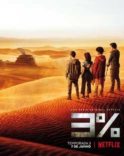 3 Percent (2019) Season 3 Complete