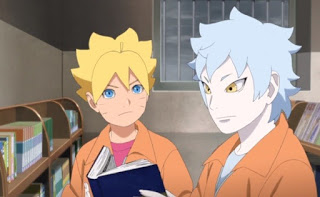 Boruto Naruto Next Generations Episódio 142