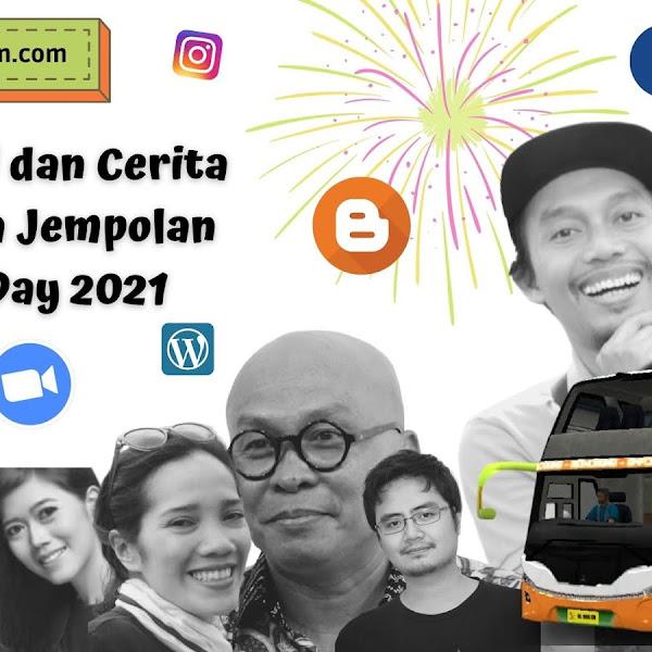 Pandemi dan Cerita Keluarga Jempolan BloggerDay 2021