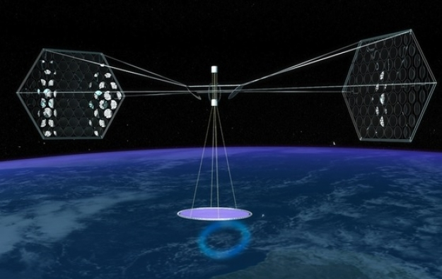 green tech solar japan plans build orbital farm