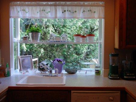 Classy Kitchen Windows Ideas 6