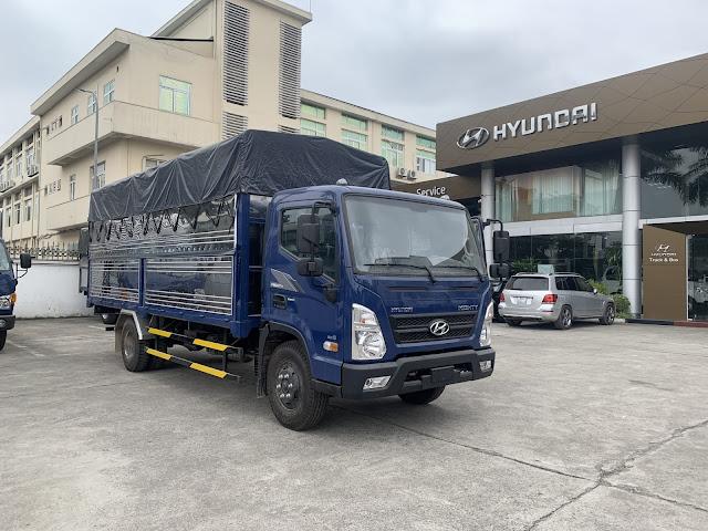 Hyundai EX8 bản đủ nhập khẩu