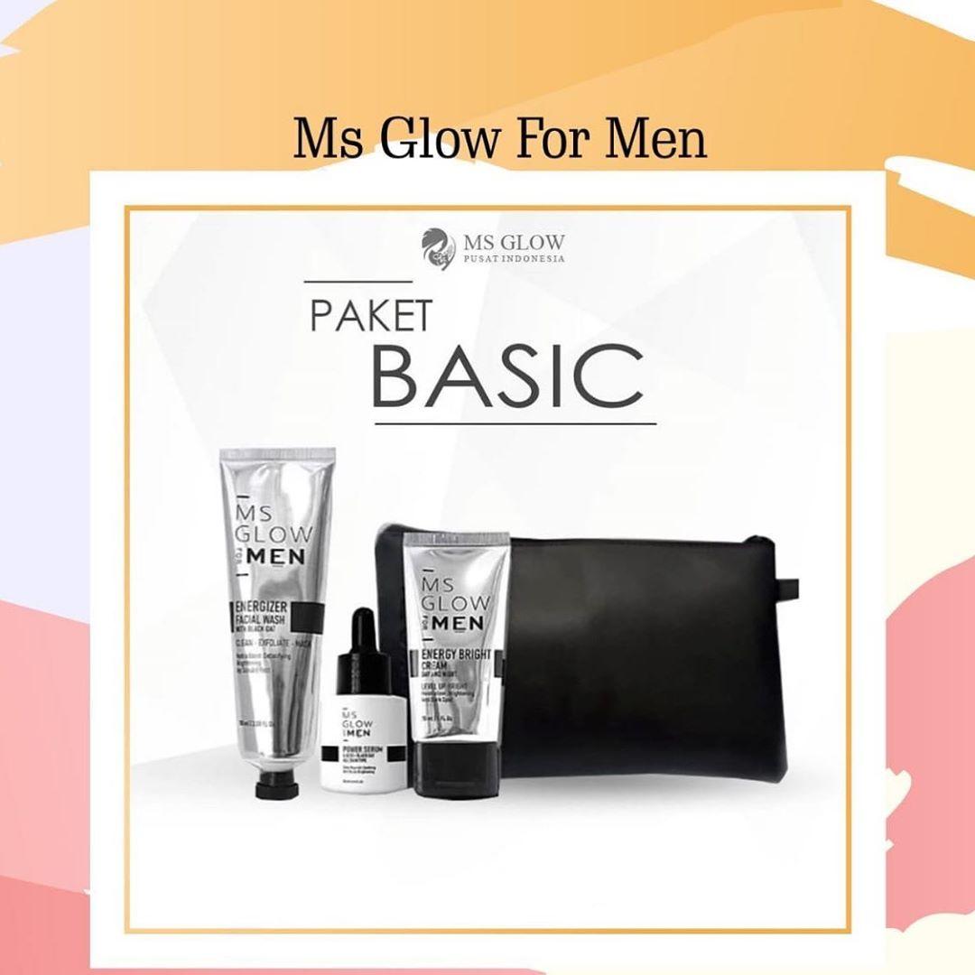 Paket MS Glow For Man