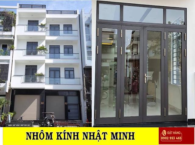 Giá Cửa Nhôm Xingfa Quảng Ninh