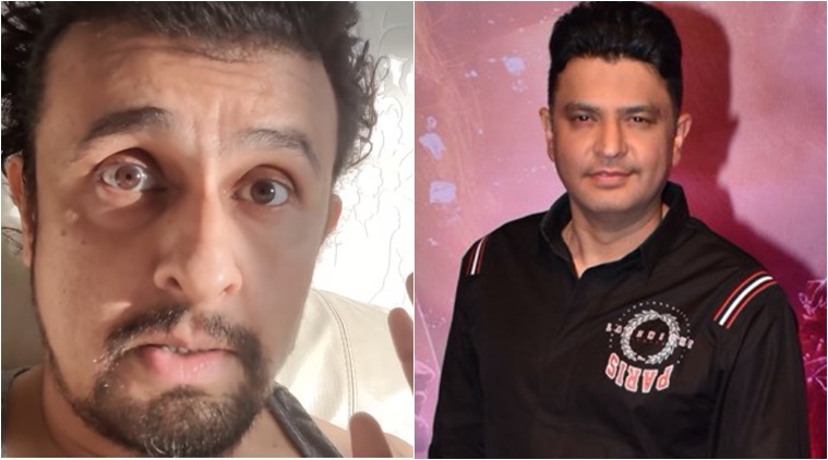Sonu Nigam has released a new video on social media, aimed at T-Series head Bhushan Kumar.