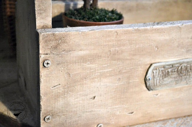 How to Build a Rustic Wooden Tote