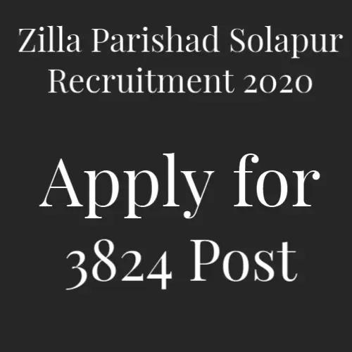 Zilla-Parishad-Solapur-Recruitment-2020