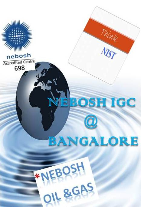 """nebosh igc Nebosh is an acronym for """"the national examination board in occupational safety and h ealth"""", formed in 1979 as an independent examining board and awarding body with charitable status."""