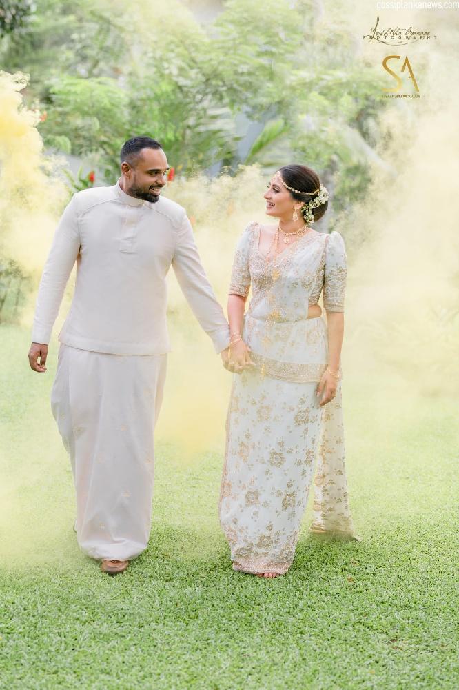 Sheshadrie & Krishan Wedding Photoshoot