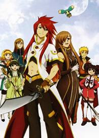 Tales of abyss - Episódios