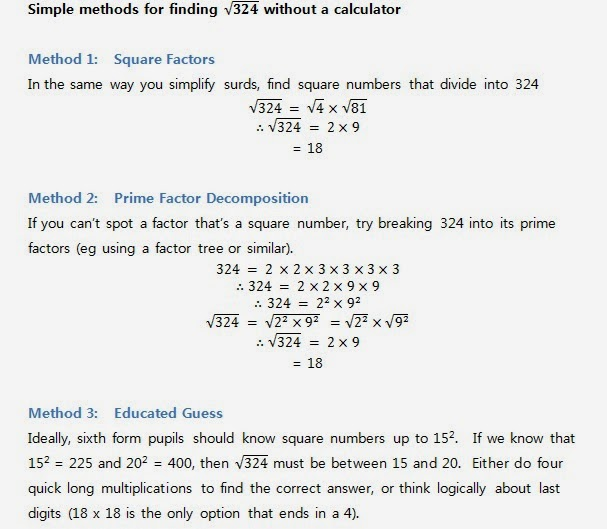 Resourceaholic Large Square Roots Radical 225 simplified gives step by step instructions on how to simplify the square root 225 in simplest radical form. resourceaholic