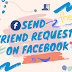 How to Send A Request On Facebook