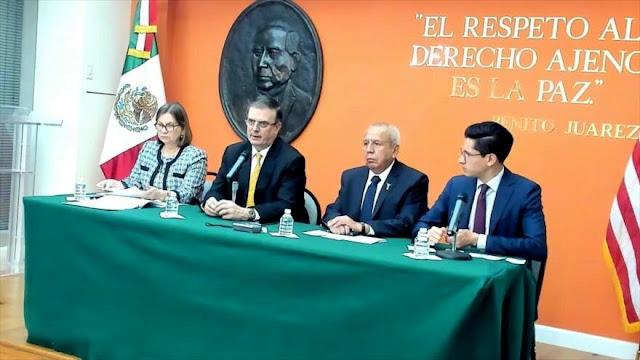 México exige a EEUU poner fin al tráfico ilegal de armas