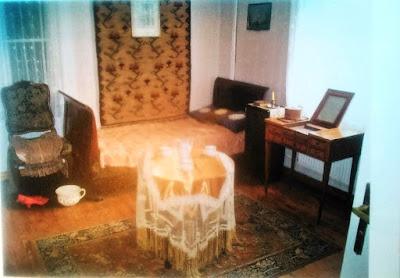 Dwór w Janowcu - sypialnia pani domu