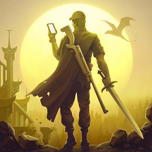 Outlander: Fantasy Survival v4.1 Apk Mod [Mod Menu]