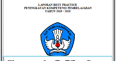 Download Contoh Lk 9 Best Practice Matematika Smp Guru Baik