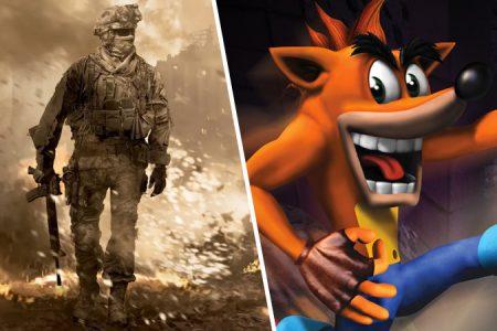 Activision estaría trabajando en cuatro nuevos Call Of Duty y dos títulos de Crash