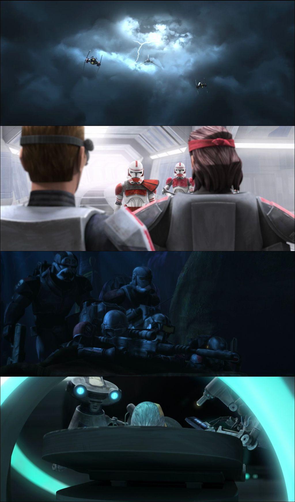Star Wars The Bad Batch (2021) Temporada 1 HD 720p Latino