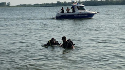 Tânăr înecat în Dunăre, căutat de scafandrii din Dolj şi Mehedinţi
