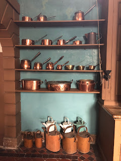 Erddig kitchen