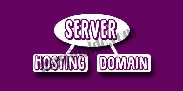 """Didunia internet memiliki begitu banyak istilah dan sebutan,yang diantaranya adalah Server Hosting dan Domain. Namun apakah sobat tahu Pengertian dan Perbedaannya dari Ketiga istilah tersebut,yang sudah sering sobat dengar ketika berbicara seputar Blog dan Website. Seperti yang akan dibahas pada Artikel masrinaldo.Berikut adalah Penjelasan Mengenai Hosting,domain dan Server.Hosting adalah sebuah halaman online atau website untuk menyimpan data.Server adalah Sebuah Perangkat pendukung Hosting yang berguna mengatur penyimpanan data dan informasi.Domain adalah sebuah nama unik pengganti IP (Internet Protocol) yang diberikan Pemilik Blog atau Website untuk mengidentifikasi ke server.Demikian pembahasan dari masrinaldo.com mengenai """"Pengertian Hosting,Domain dan Server beserta Jeni-jenisnya"""" yang merupakan ketiganya saling berkaitan walaupun berbeda pengertian,dimana menurut saya """"ketika sobat melakukan Hosting untuk menyimpan sebuah file yang kemudian akan ditampilkan berbentuk halaman online atau Website,dan Website tersebut diberikan sebuah Domain agar dapat diakses atau dilihat oleh pengguna yang akan di proses oleh server""""."""