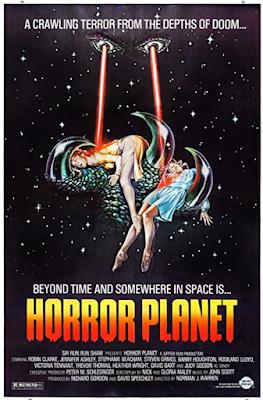 Horrorplanet aka Inseminoid (1981)