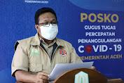 Tujuh Orang Meninggal Covid-19 Aceh
