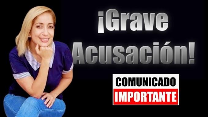 URGENTE: ¡Culpan a Azucena Meza!