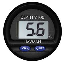 Harga Navman Depth Sounder 2100 Murah