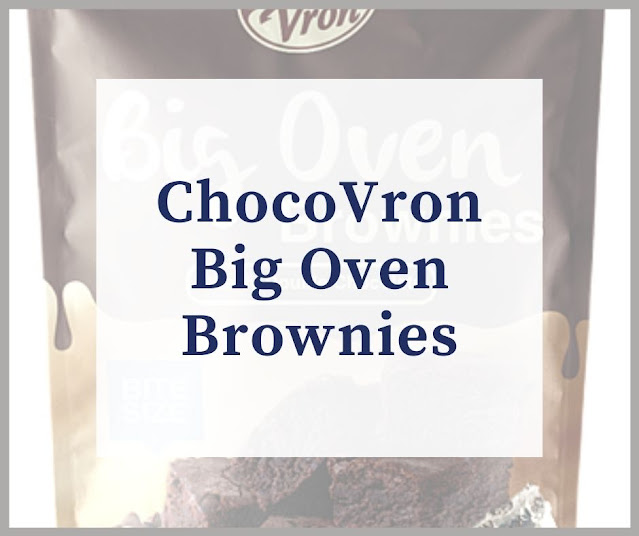 3 Reasons Why We Love ChocoVron Big Oven Brownies [Dad-Approved]