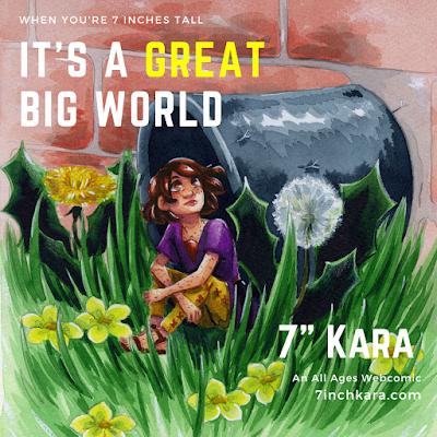"Read 7"" Kara~!"