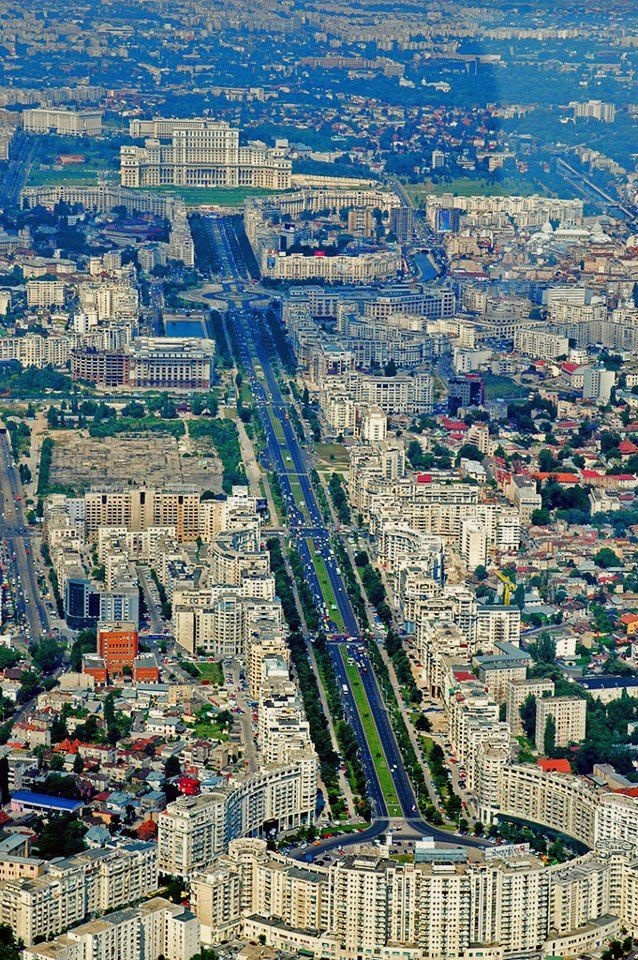 Bucharest, Romania, nowdays