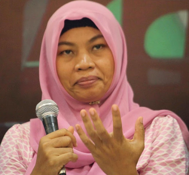 Daftarkan PK, Baiq Nuril: Mudah-mudahan Bebas dari Hukuman