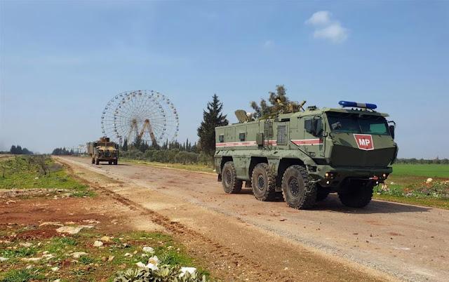 Η Ρωσία καταγγέλει παραβίαση της εκεχειρίας στη Συρία