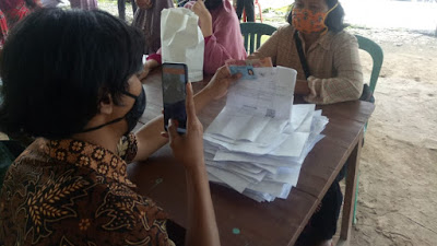 Realisasi Bantuan Sosial Tunai Desa Balad