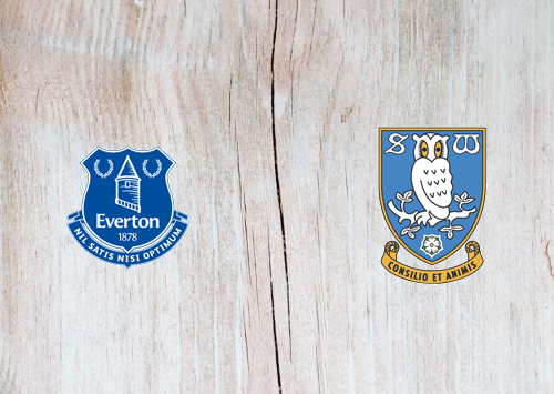 Everton vs Sheffield Wednesday -Highlights 24 January 2021