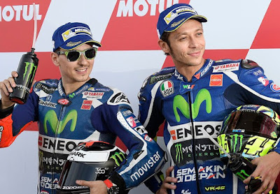 Gilas Repsol Honda, Movistar Yamaha Sabet Gelar Juara Tim