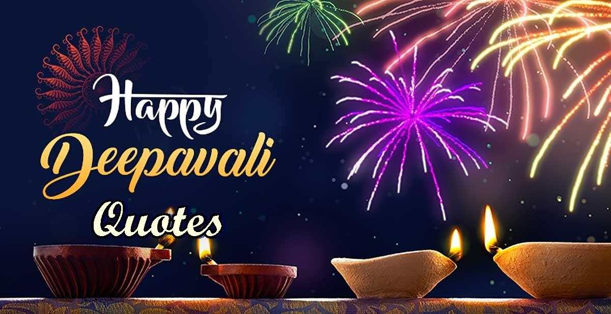 55+ Best Happy Diwali Quotes 2021  Happy Diwali Shayari in Hindi